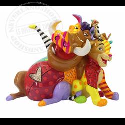 Simba, Timon & Pumba