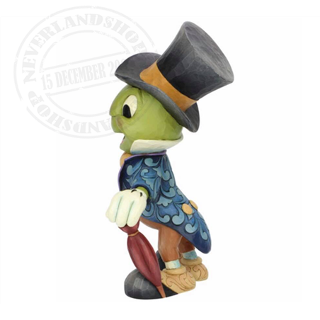 Cricket's the Name. Jiminy Crick - Jiminy Cricket