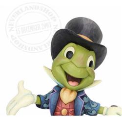 Cricket's the Name. Jiminy Crick - Jiminy Cricket