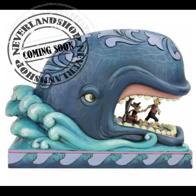A Whale of a Whale - Monstro, Gipetto & Pinocchio