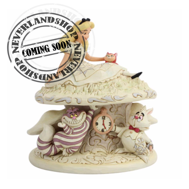 White Woodland Whimsy and Wonder - Alice