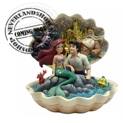 Seashell Scenario - Little Mermaid