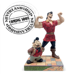 Muscle-Bound Menace  - Gaston & Lafou