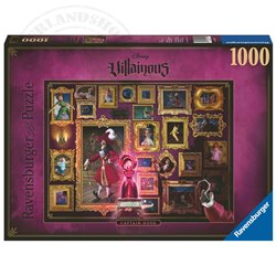Villainous Puzzel - Captain Hook