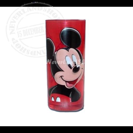 Longdrink Glas Rood - Mickey