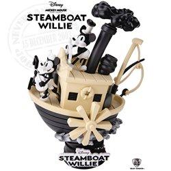 Diorama - Steamboat Willie