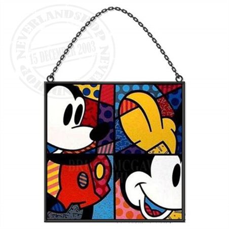 Glasraam By Britto - Mickey