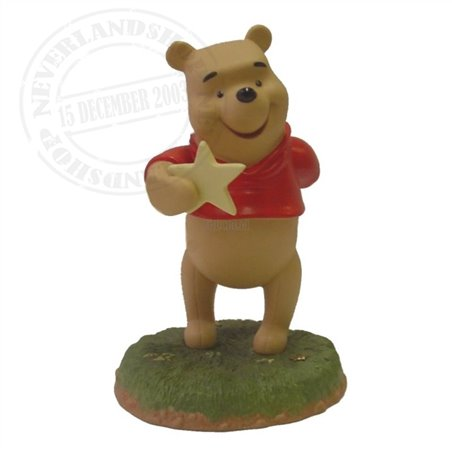 A Wishing Star To Brighten Your Day - Pooh