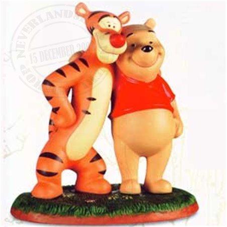 Friends Together Forever - Pooh & Tigger