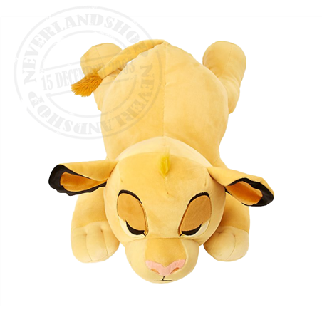 DisneyStore Plush Cuddleez - Simba