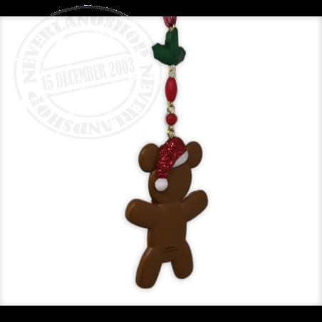 8933 3D Ornament Gingerbread - Mickey