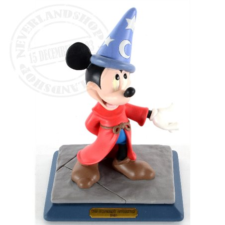Disney Statue - The Sorcerer's Apprentice 1940 - Mickey ZGAN
