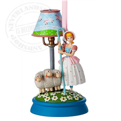 8961 3D Ornament LightUp - Bo Peep