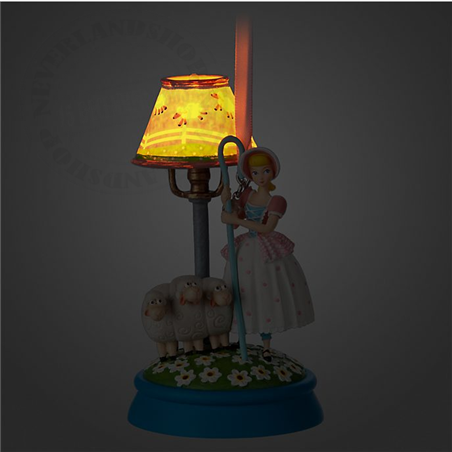 8961 3D Ornament LightUp - Bo Peep