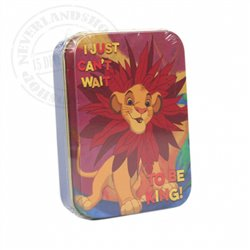 Collectors Tin - Simba