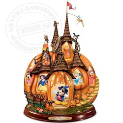 Enchanted Pumpkin Castle - Disney
