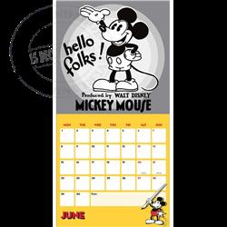Classic Kalender 2020 - Mickey & Minnie