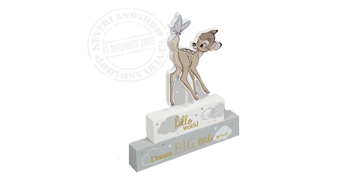 Magical Beginnings Mantel Block - Bambi