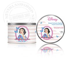Vegetal Scented Candle - Snow White