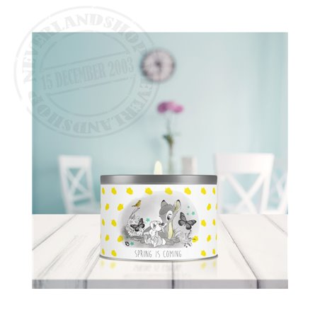 Vegetal Scented Candle - Bambi & Thumper