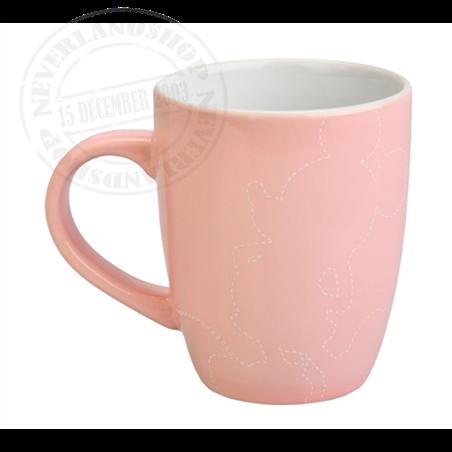 Silhouette Pink Mug - Mickey