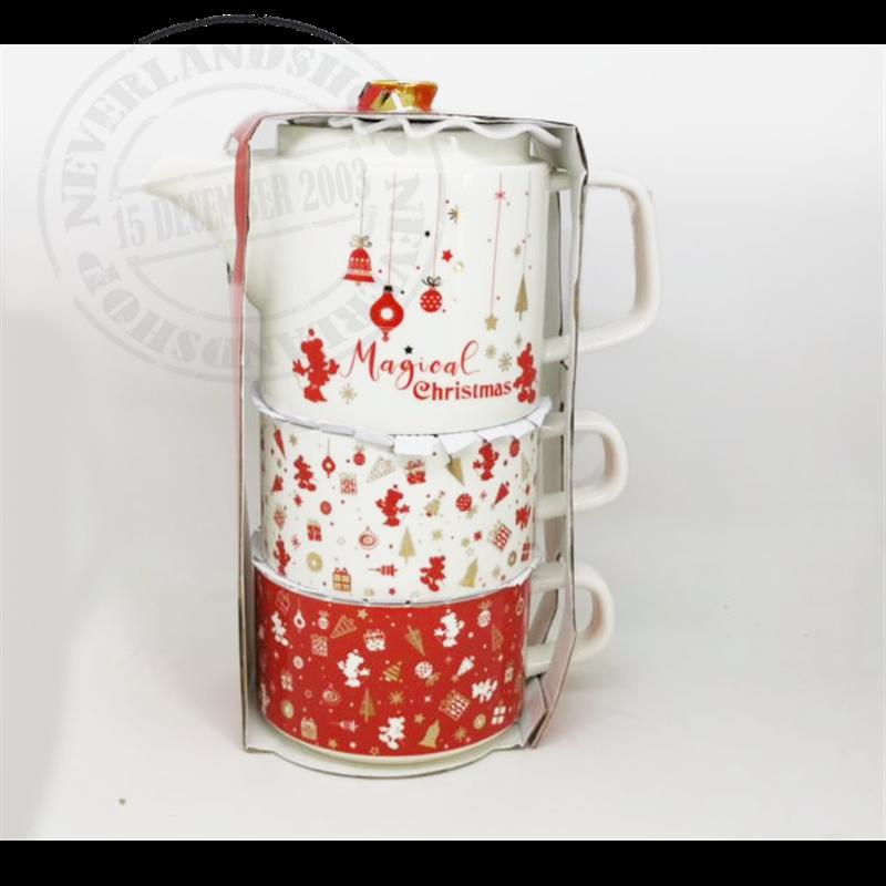 Magical Christmas Tea For Two - Mickey & Minnie
