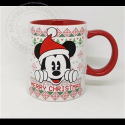 Noel Mug - Mickey