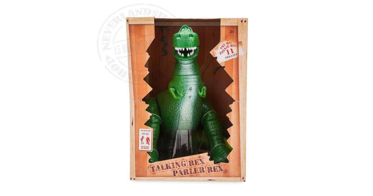 Interactive Talkiing Action Doll - Rex