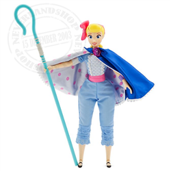 Interactive Talkiing Action Doll - Bo-Peep