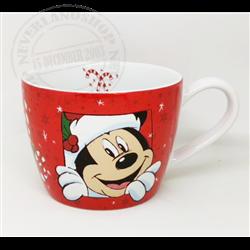 Mug Noel - Mickey & Goofy