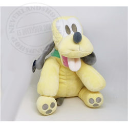 DisneyStore Plush Soft - Pluto
