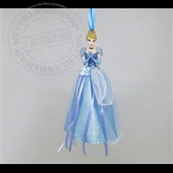 8981 3D Ornament X-Mas Gown - Cinderella