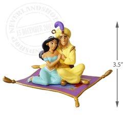 Hallmark Keepsake - Aladdin & Jasmine