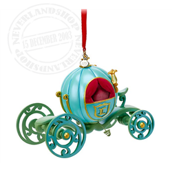8986 3D Ornament - Cinderella Carriage