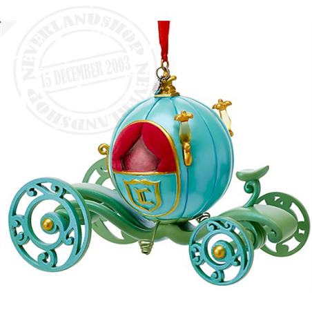 8986 3D Ornament - Cinderella Carriage