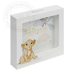 Magical Beginnings Money Box - Simba