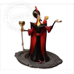 Figurine on Base - Jafar