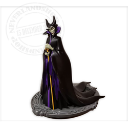 Figurine on Base - Maleficent