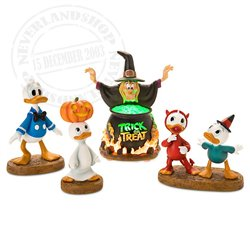 Bewitching Limited Edition Resin Figurine - Donald