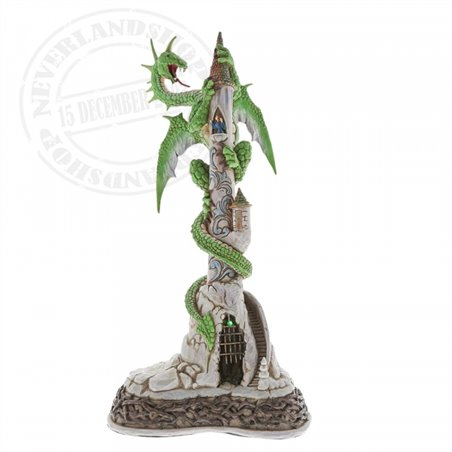 Lighted Dragon Masterpiece Europe - A29969