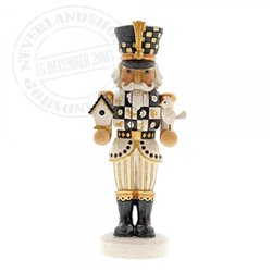 Sentinel Of The Season (Black and Gold Nutcracker) - 6001437