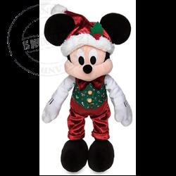 DisneyStore Plush Holiday Cheer - Mickey