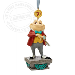 8998 3D Ornament - Mr Toad