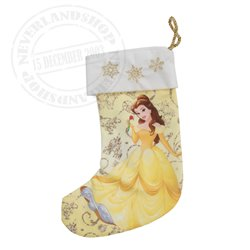 Christmas Stocking - Belle