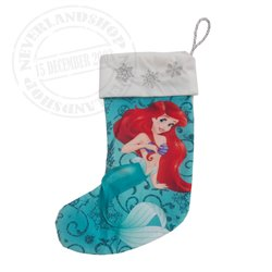 Christmas Stocking - Ariel