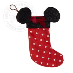 Christmas Stocking - Minnie