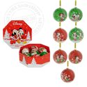 7 Shatterproof Ornaments - Mickey & Minnie