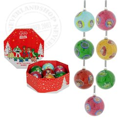 7 Shatterproof Ornaments - Toy Story