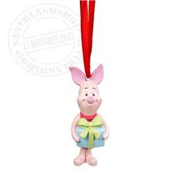 3D Ornament Gift - Piglet