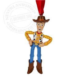 3D Ornament - Woody